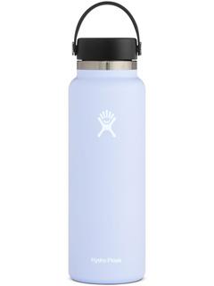 Широкий рот на 40 унций с крышкой Flex Cap 2.0 Hydro Flask