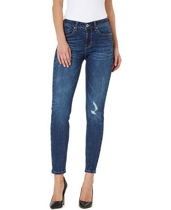 Рваные джинсы скинни со средней посадкой Numero