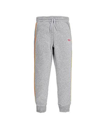 Флисовые брюки-джоггеры Little Girls Levi's®