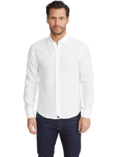 Льняная рубашка с защитой от морщин UNTUCKit