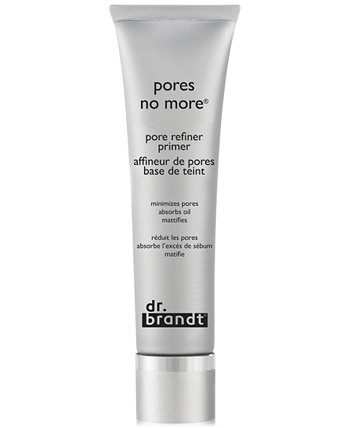 Pores No More Pore Refiner Primer (Travel Size), 0,5 унции. Dr. Brandt