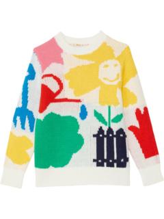 Вязаный свитер для садоводства (для малышей / маленьких детей / детей старшего возраста) Stella McCartney Kids