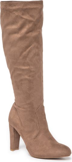 Amaya Knee High Boot Wild Diva Lounge