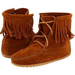 Лодыжка Hi Tramper Boot (Малыш / Маленький ребенок / Большой ребенок) Minnetonka Kids