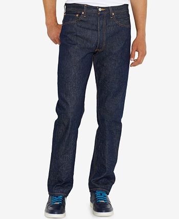 Мужские джинсы 501® Original Shrink-to-Fit ™ Levi's®