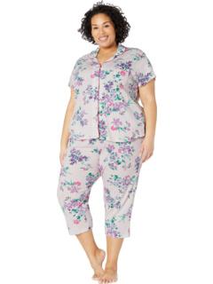 Большой размер Unfailing Love с коротким рукавом для подруги в длинном пижаме Karen Neuburger