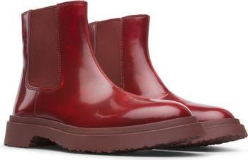 Ботинки челси из лакированной кожи Walden Camper