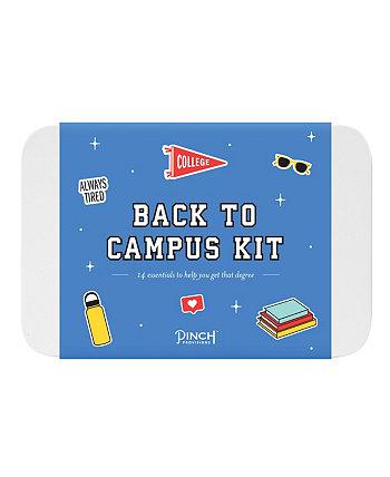 Back to Campus Kit, синий Pinch Provisions