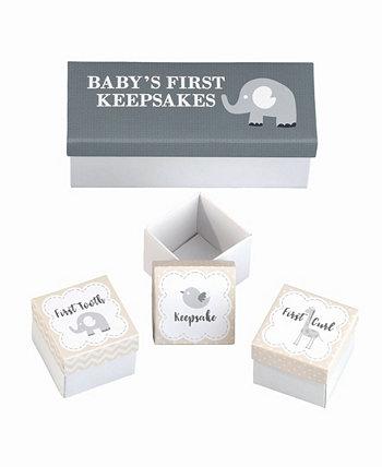 Набор из 3 коробочек с первыми подарками для малышей Lillian Rose