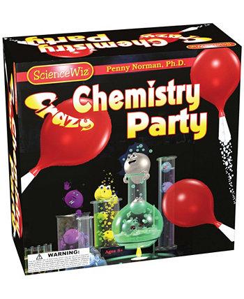 Безумная химическая вечеринка ScienceWiz Products