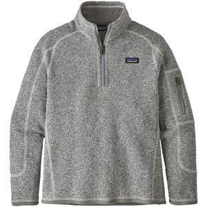 Куртка Patagonia Better Sweater с молнией 1/4 Patagonia