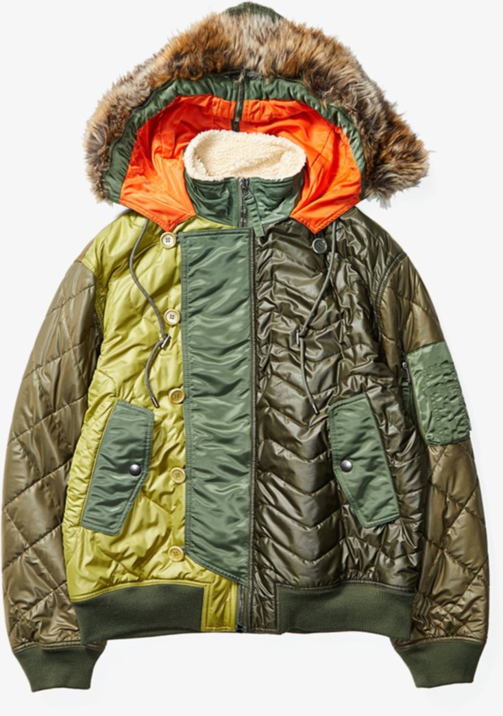 Летная куртка Moschino