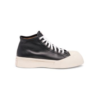 Pablo Leather High-Top Sneakers MARNI