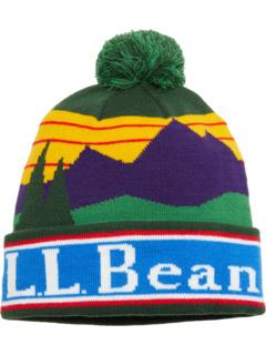 Катахдинская шляпа с помпоном L.L.Bean