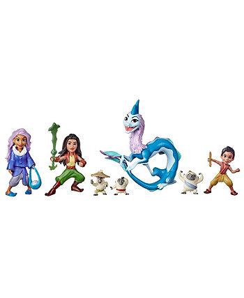Набор историй Рая Кумандра Disney Princess
