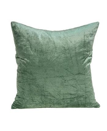 Твердая наволочка Charlotte Transitional Green со вставкой из полиэстера Parkland Collection