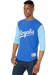 Игрок по франшизе MLB Хенли Роялс Mitchell & Ness