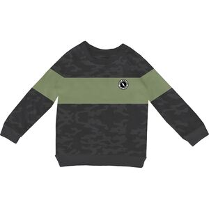 Good Vibes Army Sweatshirt - Infants' Tiny Whales