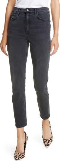 Reed High Waist Ankle Skinny Jeans GRLFRND