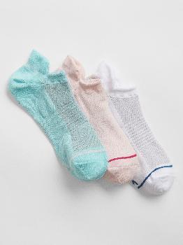 Носки до щиколотки GapFit (3 пары) Gap Factory