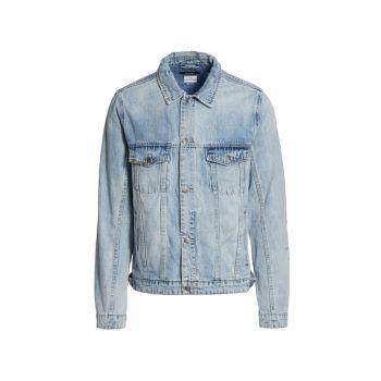 Классическая джинсовая куртка Kolor Stitch Ksubi