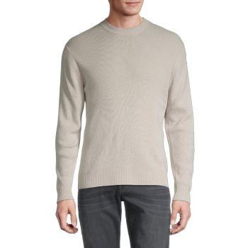 Марловая шерсть и шерсть Кашемировый свитер NAADAM