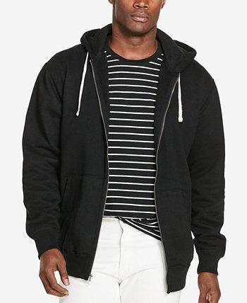 Мужская толстовка с капюшоном на молнии Ralph Lauren
