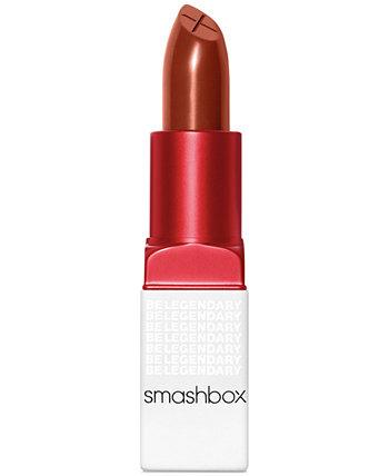Помада Be Legendary Prime & Plush Lipstick Smashbox
