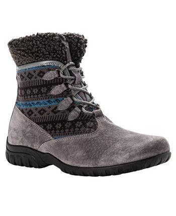 Женские альпийские ботинки Delaney для холодной погоды Propet