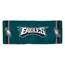 """WinCraft Philadelphia Eagles 12"""" x 30"""" Double-Sided Cooling Towel Unbranded"""