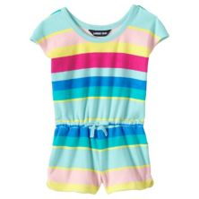Girls 2-16 Lands' End Terry Hooded Dress Swim Cover-Up Lands' End