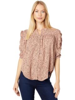Блуза Rachel со сборками на рукавах Bishop + Young