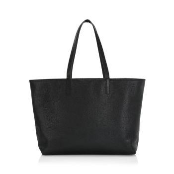 Двусторонняя кожаная сумка-шоппер Etro