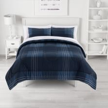 The Big One® Plaid Reversible Comforter Set with Sheets - Twin XL The Big One