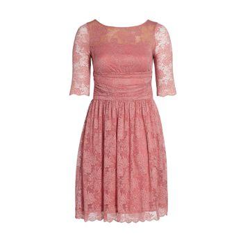 Кружевное платье Luna Kiyonna