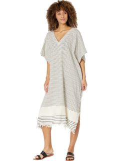 Avery Kaftan Cover-Up Hat Attack