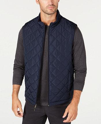 Мужской стеганый жилет Outfitter, созданный для Macy's Hawke & Co.