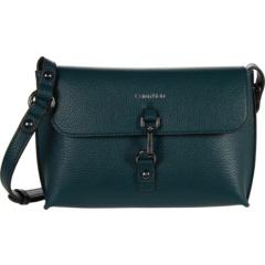 Двусторонняя сумка через плечо Pebble PYC Calvin Klein