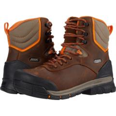Утепленные ботинки с мягким носком Bedrock 8 дюймов Bogs