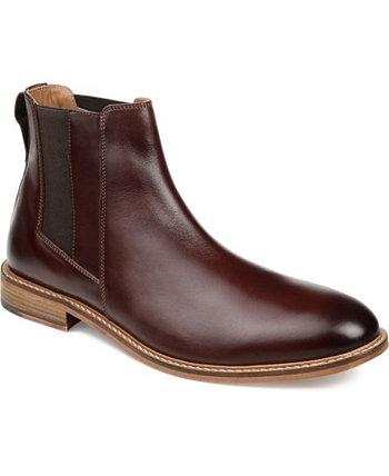 Мужские ботинки челси с прямым носком Corbin THOMAS & VINE