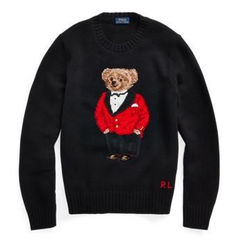 Lunar New Year Polo Bear Sweater Ralph Lauren