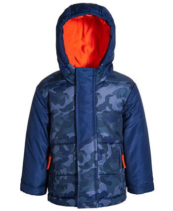 Baby Boys Camo Puffer Coat S Rothschild & CO
