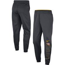 Men's Nike Anthracite LSU Tigers Team Performance Pants Nike