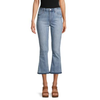Укороченные расклешенные джинсы London Articles of Society