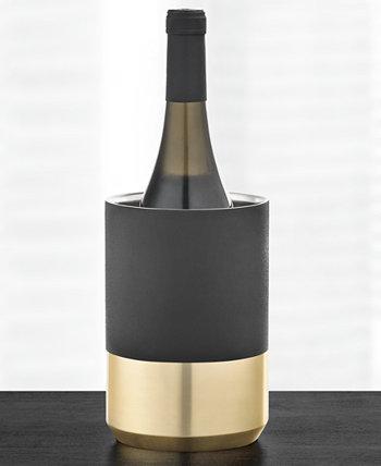 Чиллер для черного и золотого вина, созданный для Macy's Hotel Collection