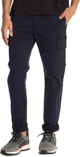 Узкие брюки-карго с зауженными штанинами 7 For All Mankind