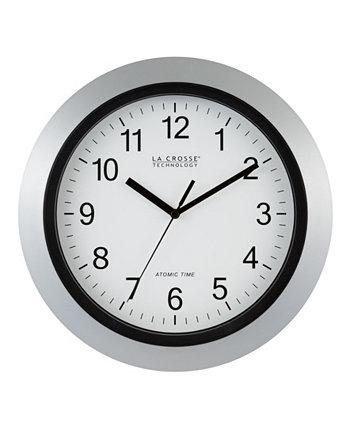 WT-3129S 12-дюймовые настенные атомные аналоговые часы La Crosse Technology