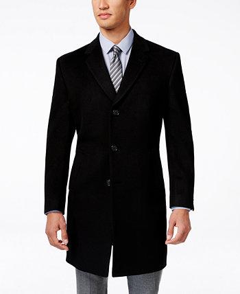 Шерстяное пальто Raburn Slim Fit Kenneth Cole Reaction