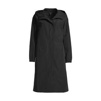 Куртка с капюшоном Eileen Fisher