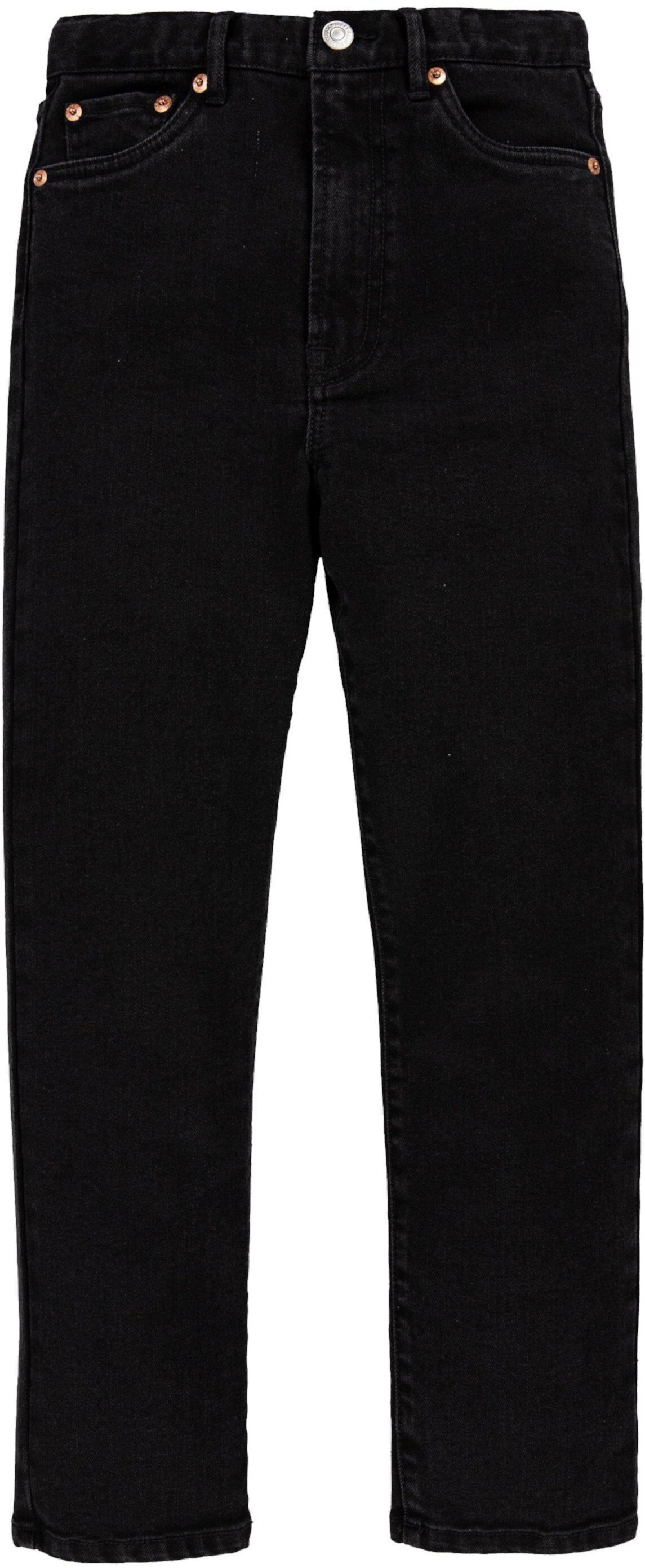 Прямые джинсы до щиколотки Ribcage (Big Kids) Levi's®